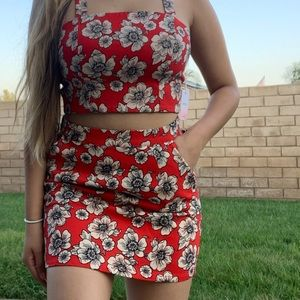 Summery Two Piece Set